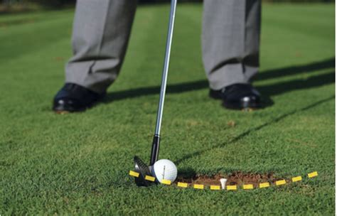 iron swing golf consistent powerful irons by finding the bottom of your