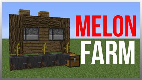 how do i build this minecraft 1 11 redstone tutorial best melon pumpkin