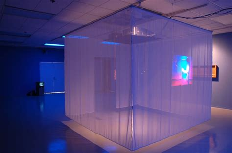 room fabric exhibition space bryan leister