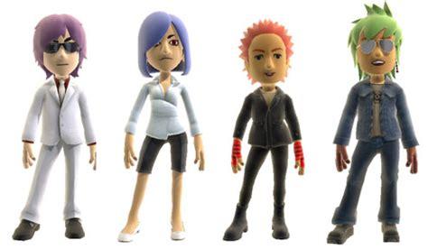 imagenes anime xbox 360 microsoft prepara extras gratuitos para los avatares de