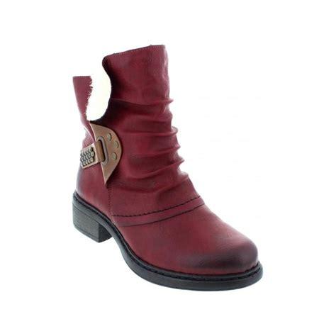 reiker boots rieker y3282 35 combination boot rieker from