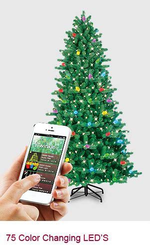 itwinkle christmas tree boise
