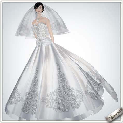 Virtual Wedding Dress Designer Online   High Cut Wedding