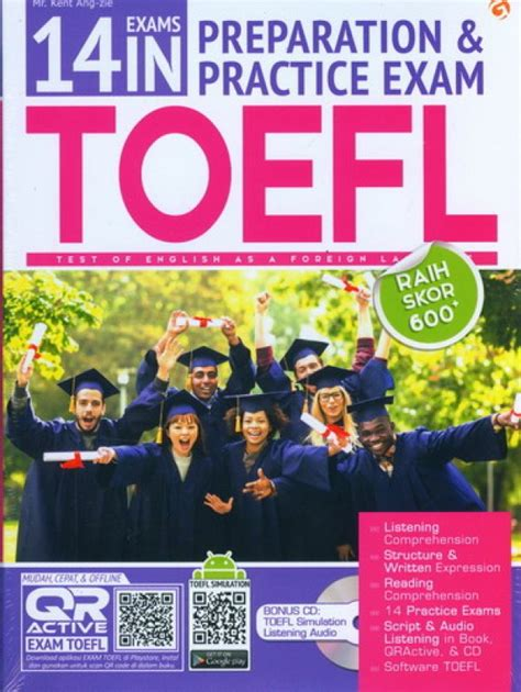bukukita 14 in preparation practice toefl