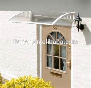 diy outdoor window awning canopy patio cover sun shield