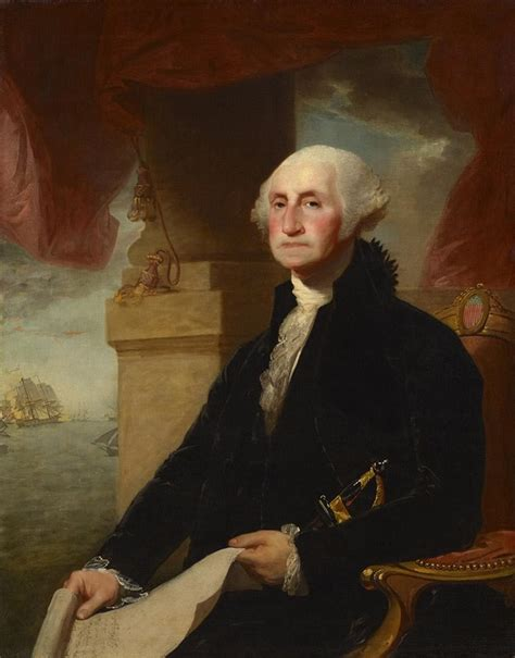 on george george washington thinglink
