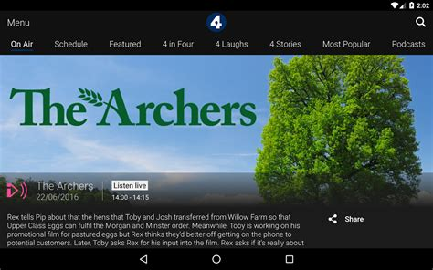 iplayer android apps on play iplayer radio android apps on play