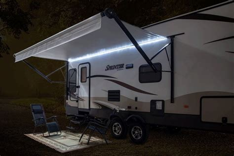 power awning rv keystone s sprinter features lippert solera power awning