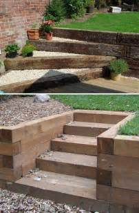 backyard steps ideas the 25 best garden stairs ideas on pinterest landscape