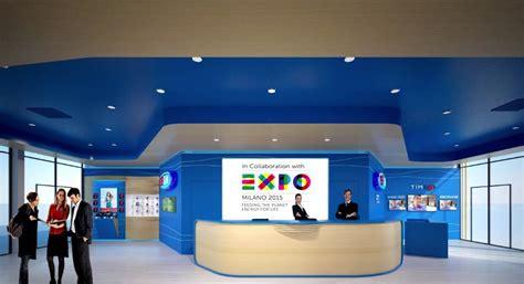 ufficio amministrativo telecom telecom expo pavillons global planning architecture