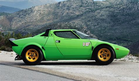 Lancia Stratos Usa 1974 Lancia Stratos Hf Stradale