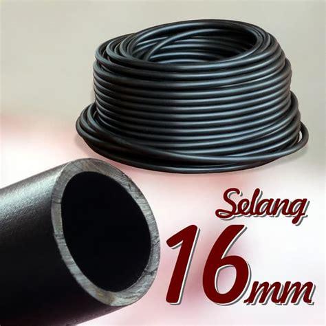Selang Fertigasi Hidroponik selang ldpe 16 mm sistem fertigasi sistem irigasi
