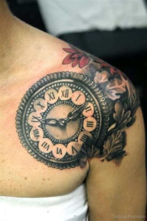 small clock tattoo clock tattoos designs pictures