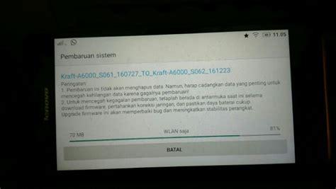 Hp Lenovo A6000 Di Wtc Surabaya hati hati update os lenovo a6000 malah sering restart