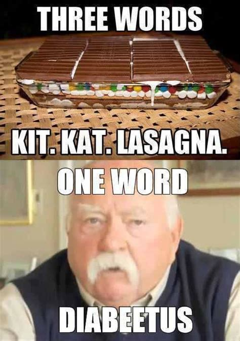 Kat Meme - kit kat lasagna
