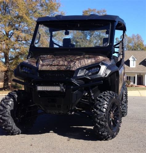 custom 2016 honda pioneer 1000 1000 5 pictures photo gallery honda pro kevin