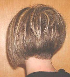bad stacked bob haircut stacked bob hairstyles back view too bad i didn t have