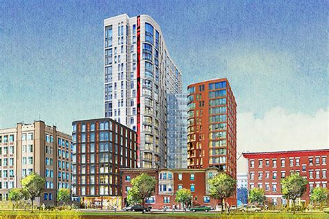 Northeastern Housing Floor Plans by Northeastern University Unveils Plans For 800 Bed