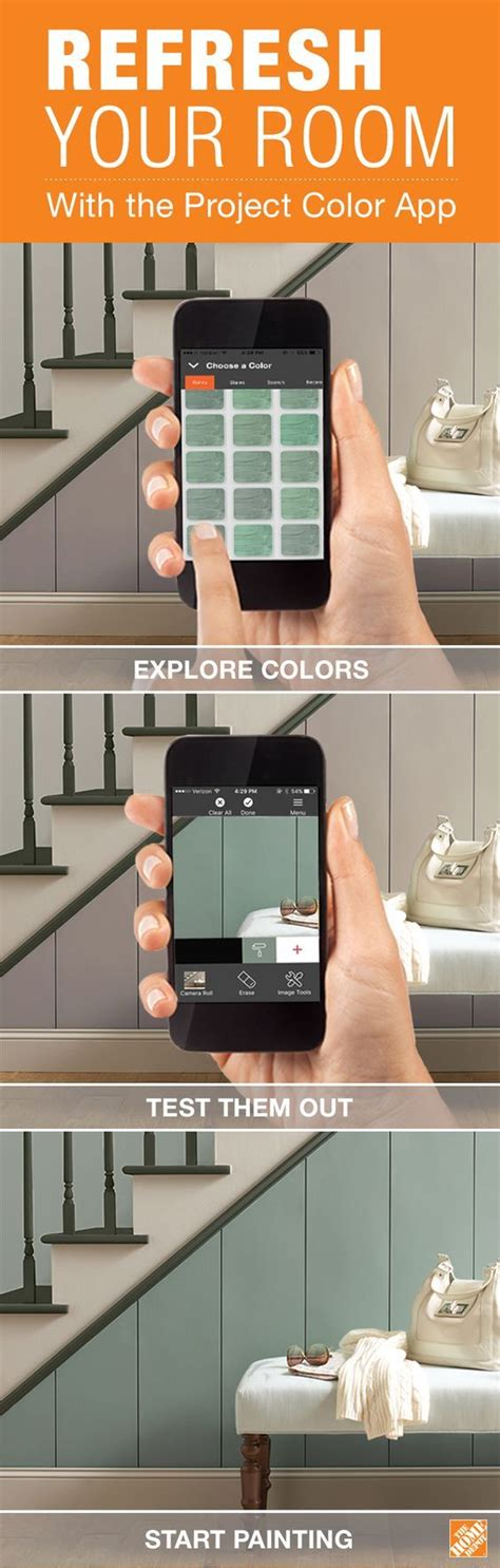 home depot paint before you paint app 60 best images about green rooms on