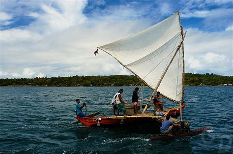 Kaos National Geographic Traditional Boat traditional yapese boat near the small island of yap for its money located in the