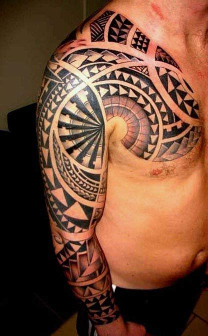 mens polynesian tattoo designs polynesian tribal tattoos for tatto bra 231 o