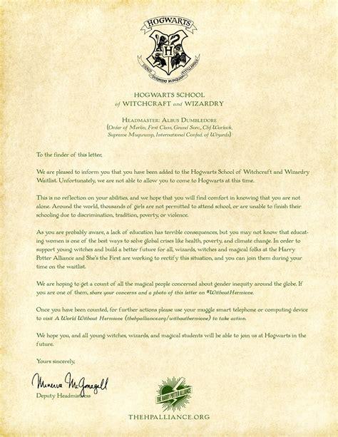 viral campaign hogwarts
