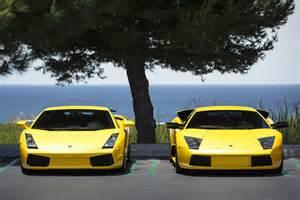 Lamborghini 100k Lamborghini Gallardo And Murcielago By The