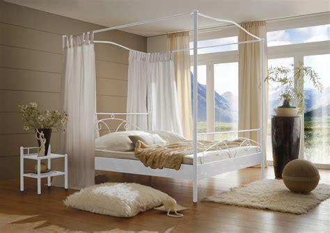 Betten Sale by Sale Himmelbett 180 X 200 Cm Komplett Wei 223 Doppelbett
