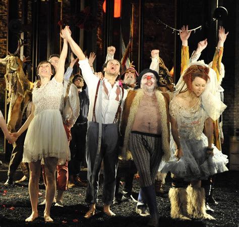 about the play as you like it royal shakespeare company