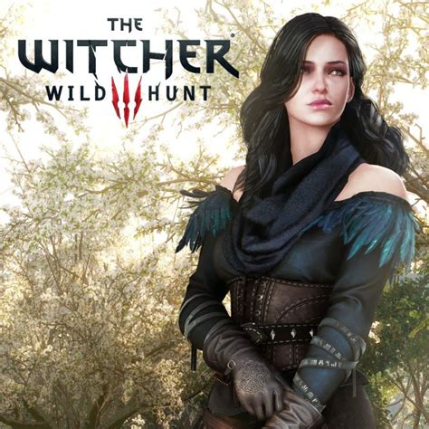 witcher 3 yennefer and triss armors at skyrim nexus mods skyrim 스카이림 yennefer of vengerberg the witcher 3 voice
