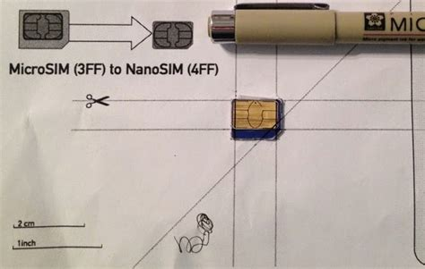 micro sim card template letter size paper how to cut a micro sim into a nano sim your repair