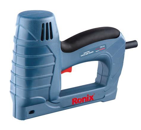 Gun Tacker Toho 3way 3 way electric staple gun tacker model 7514 ronix tools