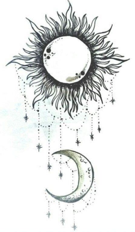 sun tattoo tumblr sun and moon this will be on my side as soon as i the
