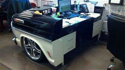 Car Desk The Office Pinterest Cars And Desks Car Office Desk