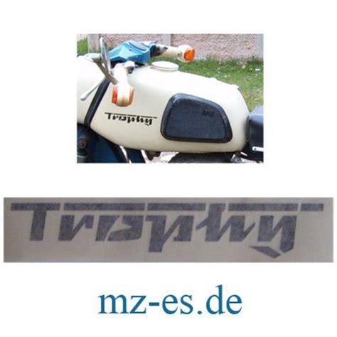 Mz Tank Aufkleber by Aufkleber Trophy Tank Mz Es 175 2 250 2 Mz Es De