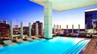 W Rooftop Bar Atlanta Downtown Atlanta Hotels W Atlanta Downtown Features