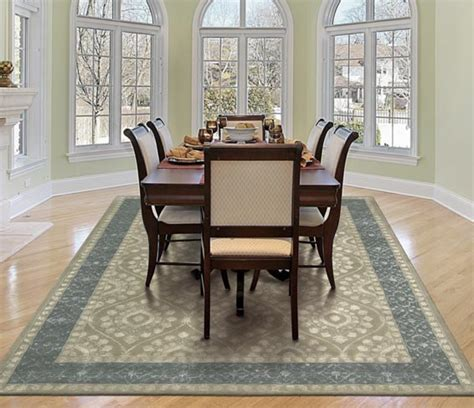 area rugs for dining rooms kitchen dining room rugs gonsenhauser s
