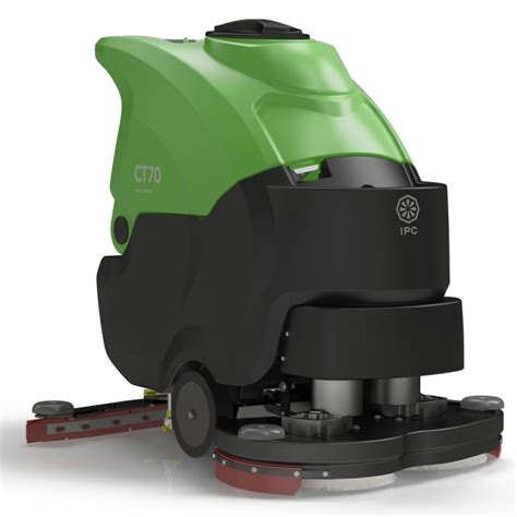 10 Gallon Floor Scrubber - ipc eagle 28 quot high speed ct70 ecs automatic floor scrubber