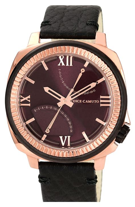 vince camuto flyback leather in pink for