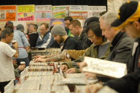 Toronto Records Contest Downtown Toronto Record Show T Mak World