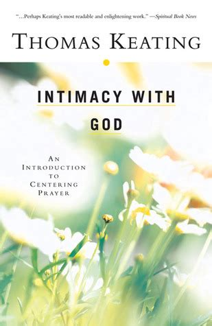 an with god books intimacy with god an introduction to centering prayer by