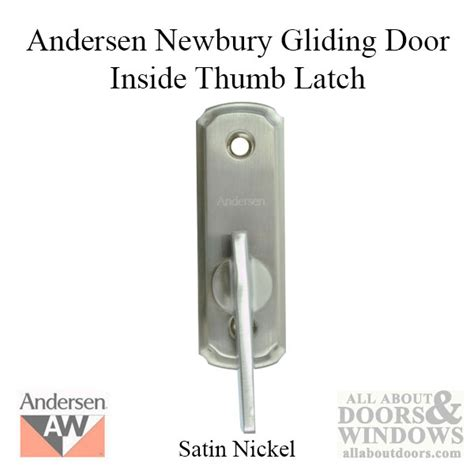 andersen frenchwood door handles andersen frenchwood gliding door hardware newbury thumb