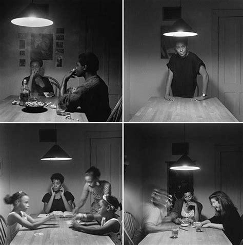 Carrie Mae Weems Kitchen Table Series by Carrie Mae Weems The Kitchen Table Series Art21 Magazine