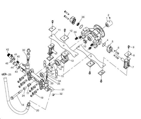 excell pressure washer parts diagram downloaddescargarcom