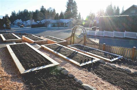suburban front yard farm seattle farm company