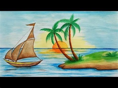 how to draw a boat with oil pastels best 25 easy sketches ideas on pinterest easy drawing