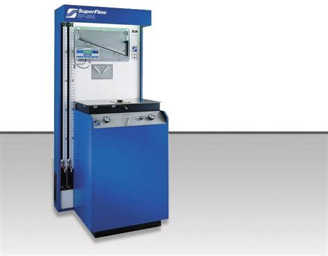 superflow flow bench superflow flowbenches sf 600 the professional s