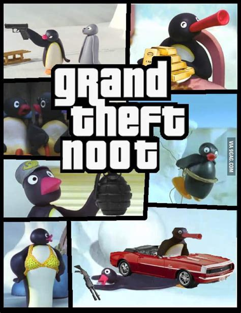 Noot Noot Meme - noot noot motherf cker 9gag