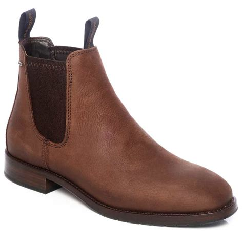 dubarry mens boots sale dubarry mens kerry leather chelsea boots walnut