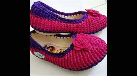 zapatos de varon tejidos al crochet zapatos en hilo tejidos a crochet para damas y ni 209 as n 186 05